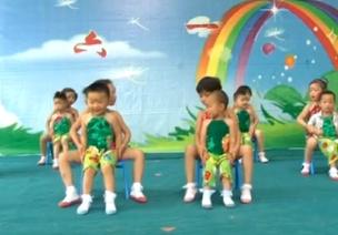 幼儿六一舞蹈视频 | 小班舞蹈《大手牵小手》