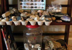 科学角观察桌应用 | 一起来观察石头吧!