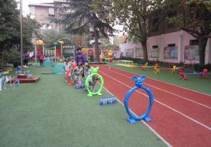 开展趣味性体育活动促幼儿主动发展