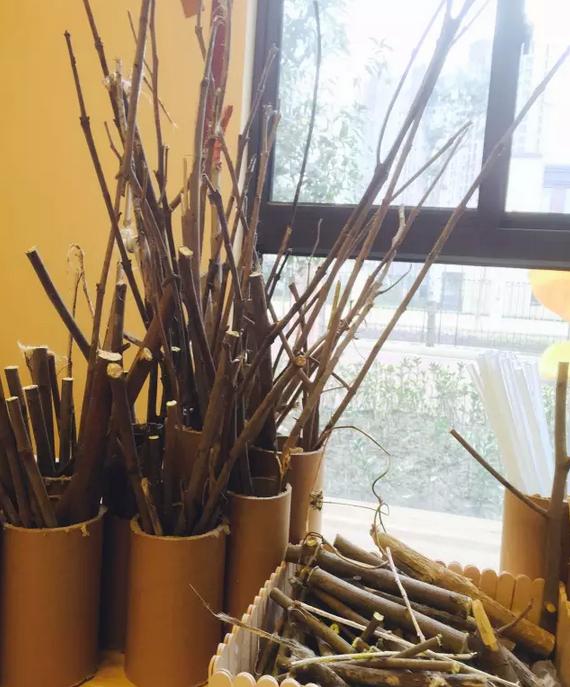 美工区环创 | 文艺范儿美工室大改造,带你走进艺术世界