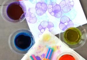 美工區小游戲,發現孩子自己的色彩世界!