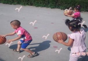 小班幼儿玩球活动的探索与研究