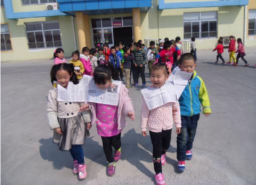 干货   幼儿园户外体育游戏集锦
