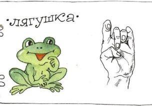 来自俄罗斯的全套情境手指操,实用,好玩儿!