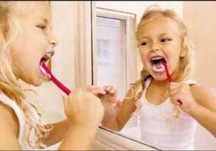 保教結合培養幼兒良好的習慣