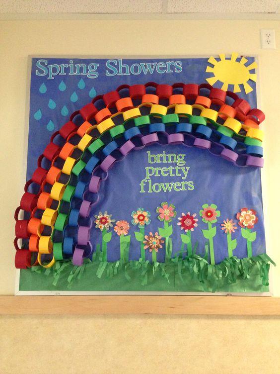 Aee1f223d98e40898e5d4d22de5f3e2e on Cute Spring Bulletin Board Ideas