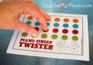 手指舞?手指偶?五花八门的游戏看这里!