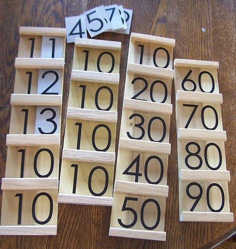 世界著名的蒙氏数学教育到底神奇在哪里!