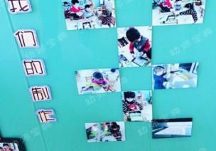 《纸的王国》益智区活动开展及墙面环创