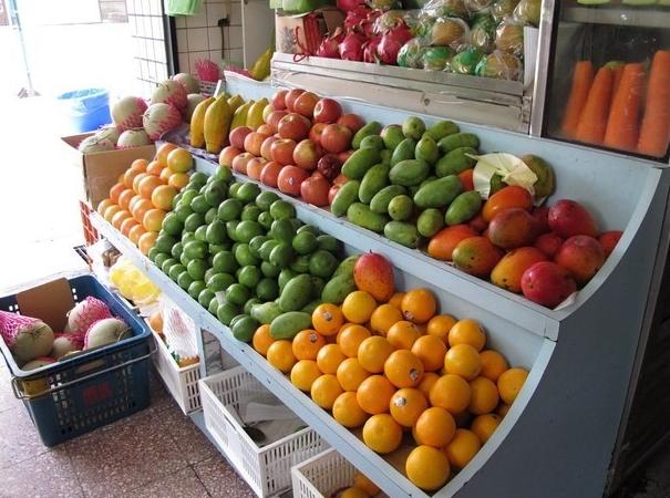 小班语言教案与反思:我爱吃的水果
