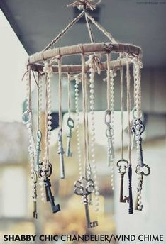吊饰   生活不止眼前的色彩,还有风铃带来的喜悦