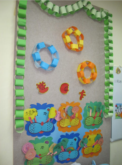 优秀论文《浅谈幼儿园班级主题活动环境创设》