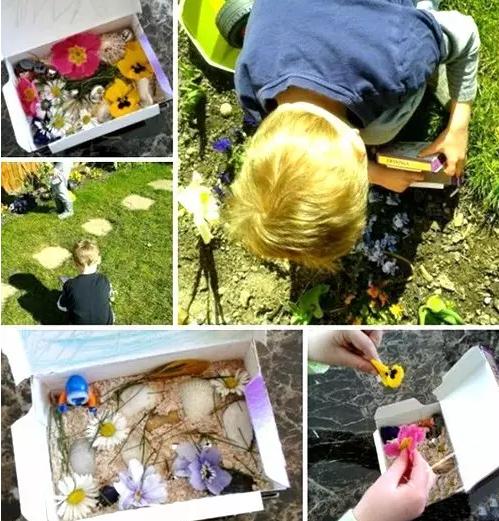 聪明教师,带孩子到户外是这么玩儿的!