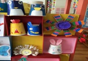 实用贴|幼儿园小班区域设置与材料提供