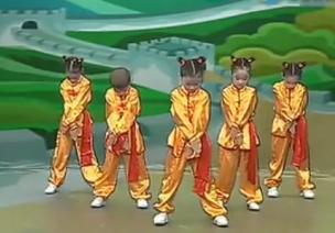 六一节目视频 | 功夫担当,《中国功夫》舞蹈视频
