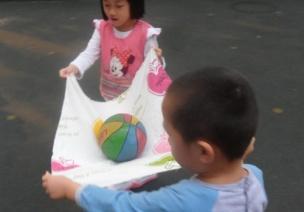 这回找全了!57个幼儿园户外游戏