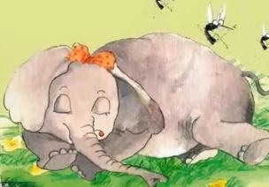 专家评课:小班律动教案——《大象与小蚊子》