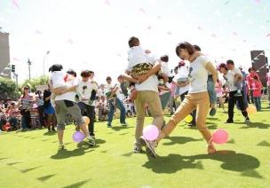 六一活动方案 | 大班亲子运动会活动方案