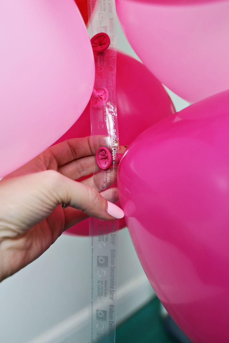 美到爆炸的气球装饰,有了它还愁节日的会场布置吗?