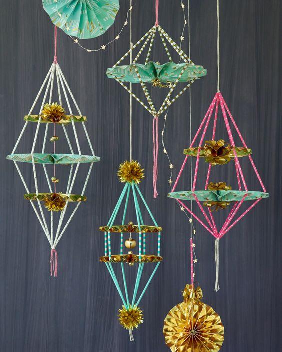 那么多简单又美观的吊饰,总有一款适合你