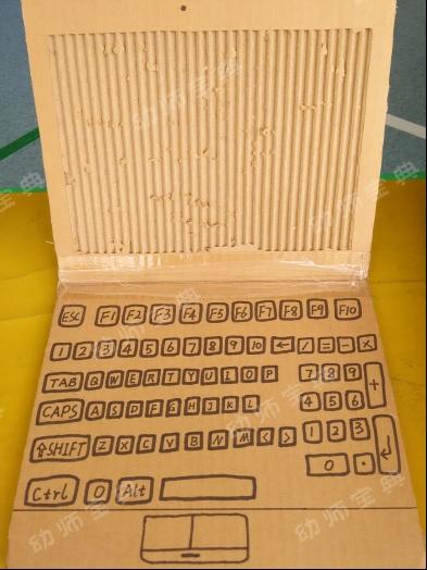 纸箱变形记 | 7种方式,变身环创装饰、区角材料、创意绘画
