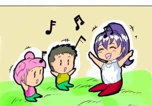 原创漫画   幼师成长记:第五集《老师必须很强大》(一)