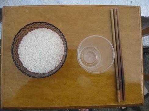 大班科学活动——筷子提米瓶
