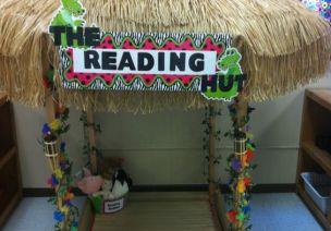 环创 | 这样的阅读区,让人忍不住想进来静静读会书