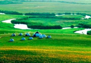 小班《美麗的草原》主題活動之三|語言領域----古詩《草》