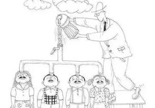 20幅教育箴言漫画,看透中国教育的本质!