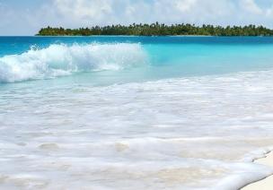 沙画美工|把沙滩搬进幼儿园需要几步?我就这样拥有了马尔代夫
