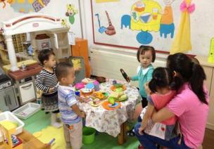 教学反思 | 区角——让娃娃家玩起来