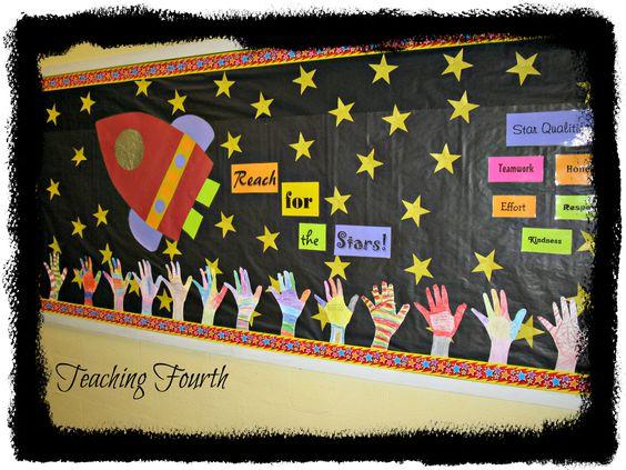 10款开学主题墙,多种美好寓意,总有一款适合你