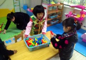 中班幼兒觀察記錄 | 收放整潔,從我做起。