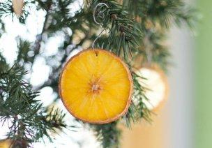 香味环创 | 橙子和香料在一起,竟能打造如此香气四溢的环创!