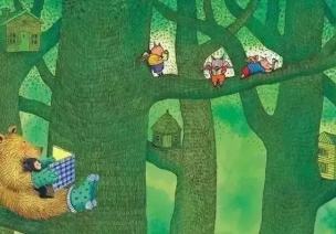 """一所""""世界级乡村幼儿园""""的20个细节"""