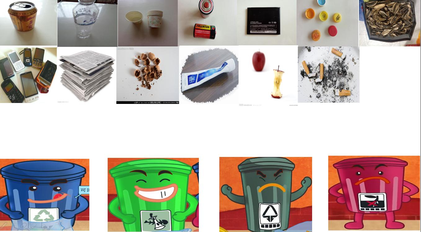 小班科学活动 | 垃圾分类,做个环保小尖兵