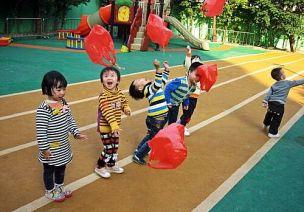 大班 | 7款幼儿园大班自制体育玩具及体育游戏教案