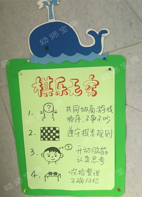 海的女儿主题下各区角大全,包括进区牌、区域规则、投放材料等
