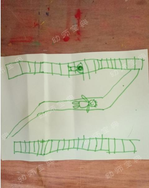 主题教案   幼儿园楼道里的哈哈镜引发的系列教学活动