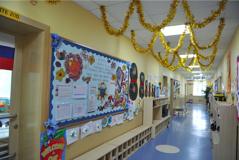 Kids'R'Kids:有爱与国际化完美结合的幼儿园