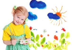 幼儿绘画和手工发展的特点及要求