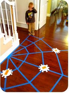 新学期不能错过的环创idea——地面环创玩起来