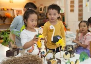 幼兒園一日活動指引,生活、體育、游戲、學習一個都不能少