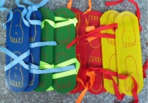 体育玩具 | 30种自制体育器械,让孩子爱上户外游戏