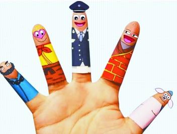 手指操 | 经典手指操帮你搞定,不能出去撒欢的娃娃(含视频)