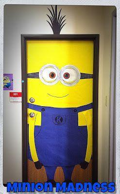 全屋环创 | 小黄人主题环创,快来释放你的banana能量吧