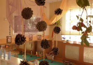 環創|打造原生態教室,你要的自然材料全都有