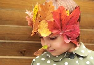 把树叶穿身上 | 您好,您的最炫酷树叶玩法已上线,请注意查收