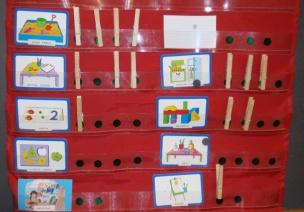 区角小管家 | 插卡区帮你分分组、排排队,做好快乐玩耍第一步